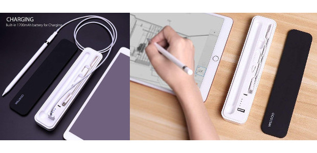 WILLGOO Carrying Case For Apple Pencil Accessories with Rechargeable and Protective Function (Black) On Amazon > US: https://www.amazon.com/dp/B07DB1F5LF UK: https://www.amazon.co.uk/dp/B07FLS9VF3 【Perfect Apple Pencil Case】Aesthetic design with black/white color, combined with […]
