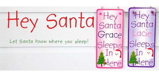 Hey Santa! Let Santa Know Where You Sleep! www.heysanta.co.uk FACEBOOK Hey Santa and the magic rainbow wave technology In the top secret Hey Santa work shop hidden away somewhere in […]