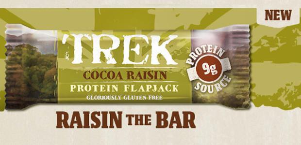 Raisin the bar! #TREKkeepsmegoing TREK reveals its delicious new Cocoa Raisin protein flapjackTREK Protein Flapjacks – A British Classic, Revolutionised! www.trekbaruk.com FACEBOOK | TWITTER | INSTAGRAM Introducing the all new […]