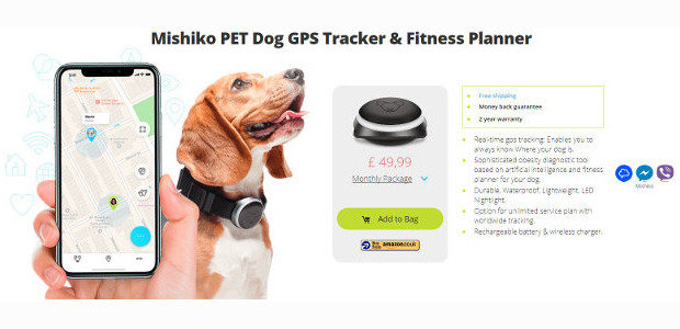 The ultimate Christmas gift for the four-legged member of the family; the Mishiko! GPS and activity tracker! www.mishiko.io FACEBOOK | TWITTER | INSTAGRAM Mishiko Pet GPS and Activity Tracker – […]