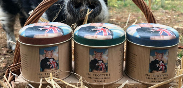 Mr Trotter's 'Alcohol-Inspired' Candles The GREAT BRITISH SMELL www.fragrance-republic.com British snack pioneer Mr Trotter's, winner of this year's Quality 'Savoury Snack of the Year' Award, has created a trio […]