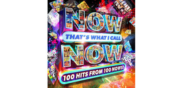 NOW That's What I Call NOW– 5CD – THE BIGGEST NOW ALBUM IN HISTORY Release Date: 9th November 2018 Buy at www.nowmusic.com/album/now-now NOW MUSIC continues to celebrate their pop reign […]