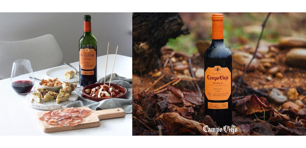 """WOW YOUR GUESTS AT CHRISTMAS WITH THIS ELEGANT AND IMPRESSIVE RED FROM THE RIOJA www.campoviejo.com TWITTER 