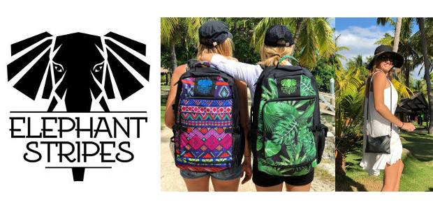 Elephant Stripes – (A kiwi start up and Australian local) creates unique and exciting travel gear and accessories. A great range of gear in awesome patterns much of which is […]