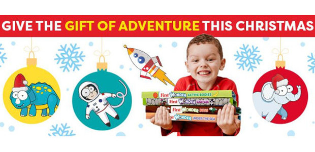 SEE LITTLE ONES LIGHT UP THIS CHRISTMAS WITH A FIRST WONDER BOX SUBSCRIPTION GIFT www.firstwonderbox.co.uk TWITTER   INSTAGRAM   FACEBOOK This Christmas surprise the little ones in your life with […]