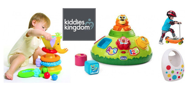 Kiddies Kingdom, the online baby store where you'll find everything you need for your baby, toddler or child. www.kiddies-kingdom.com FACEBOOK | TWITTER | INSTAGRAM | YOUTUBE Kiddies Kingdom are a one-stop […]