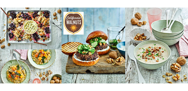 Recipes – Winter Warmers, Simple Dinner Options, Healthy Recipes & The Ultimate Plant-Based Burger >>californiawalnuts.uk FACEBOOK| TWITTER | INSTAGRAM | PINTEREST Toasted California Walnut, Lentil and Coconut Rice Salad A […]