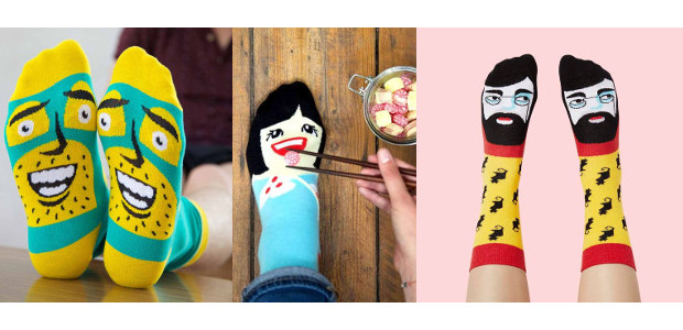 The cheeky sock brand, ChattyFeet – suitable for him, for her and for kids!  www.chattyfeet.com INSTAGRAM | FACEBOOK | TWITTER | YOUTUBE ChattyFeet make quirky socks with witty names to help […]