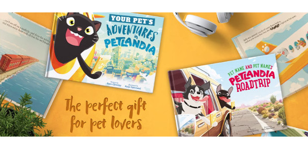 Make Your Real Life Pet A Story Book Star With Petlandia Heart-warming personalised storybooks – a 'wagnificent' gift for pet lovers this Christmas www.petlandia.com FACEBOOK | TWITTER | INSTAGRAM […]