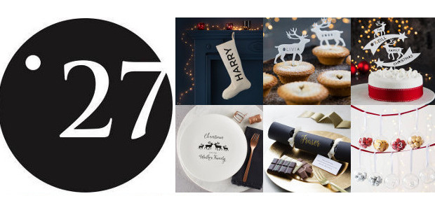 Twenty-Seven create beautiful Christmas personalised stationery, gifts and homewares!www.twenty-seven.co.uk FACEBOOK | TWITTER | INSTAGRAM Twenty-Seven create beautiful personalised stationery, gifts and homewares. Find them on Nit Om The High Street, […]