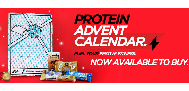 Boostbox Protein Advent Calendar Now Available! www.getboostbox.co.uk 'RUGBY10' will give you 10% off the Advent Calendar on www.getboostbox.co.uk FACEBOOK | INSTAGRAM | TWITTER Boostbox Protein Advent Calendar, and Protein Christmas Hamper. Last […]