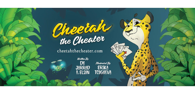 Cheetah the Cheater: a new children's book hailed as Dr. Seuss meets Disney! www.cheetahthecheater.com FACEBOOK Hailed as Dr. Seuss meets Disney, new children's picture book Cheetah the Cheater is quickly […]