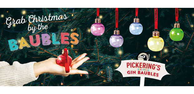 GRAB CHRISTMAS BY THE BAUBLES WITH THE ORIGINAL GIN BAUBLES This year's crop of Pickering's Gin Baubles is the biggest ever! www.pickeringsgin.com   TWITTER | FACEBOOK | INSTAGRAM Fill your […]