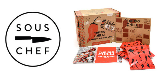 The Big Chilli Advent Calendar (£29.95) www.souschef.co.uk Make your own DIY spice blends, fruity hot sauces for your Christmas Day turkey, chilli-coconut toffees, warming Christmas tipples and more! FACEBOOK | […]