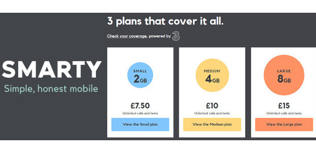 Smarty SIM-only mobile network. SAVES YOU MONEY by utilizing you unused allowances to give you reduced SIM-Only plans, starting from £7.50! www.smarty.co.uk FACEBOOK | TWITTER A bit about SMARTY SMARTY […]