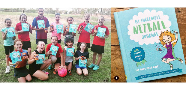 MY INCREDIBLE NETBALL JOURNAL! Make their Christmas Dreams Come True! 📒Incredible interactive netball journal for kids. 🏆Includes fun activities, tips and stickers. ✏️Record your positions and scores every game. www.myincrediblejournals.com […]