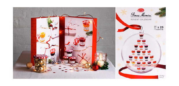 Festive flavours with new Advent Calendar from Bonne Mamanwww.bonnemaman.co.uk FACEBOOK Festive flavours with new Advent Calendar from Bonne Maman Fill the festive season with a little sweetness by indulging in […]