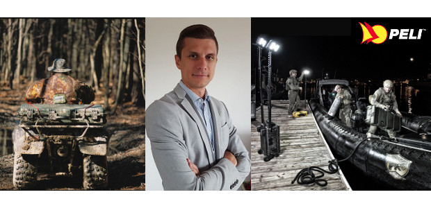 Peli Products appoints Pavel Levshin as New Product Marketing Manager for EMEA www.peli.com FACEBOOK | TWITTER Barcelona. November 2018 – Peli Products, the global leader in the design and manufacture […]