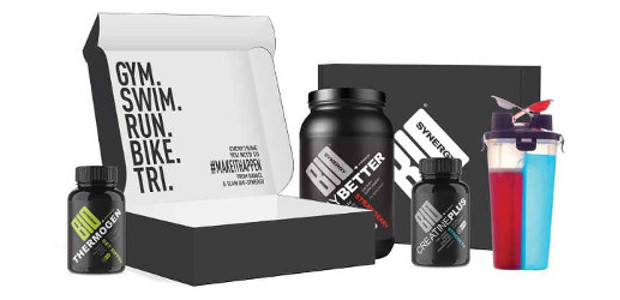 Active Man Fitness Box! www.bio-synergy.co.uk > Whey Better 750g | Thermogen 120 Capsules | Creatine Plus Strength 125 Capsules | Duel Fuel Shaker. FACEBOOK | TWITTER | GOOGLE | INSTAGRAM […]