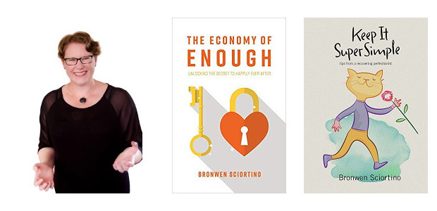 Two Books That Change Lives By Bronwen Sciortino! Keep it Super Simple & The Economy of Enough! They are both available on Amazon Avalable at :- www.amazon.co.uk/keywords=bronwen+sciortino FACEBOOK | LINKEDIN […]