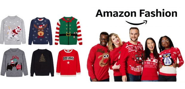 Amazon Announces Save the Children Christmas Jumper Day Collaboration Amazon Fasion UK will collaborate with Save the Children for their annual Christmas Jumper Day, taking place on Friday the […]
