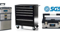 Have a well-engineered Christmas! Tool Up for Christmas with SGS Engineering! 17″ Heavy Duty Tool Box / 26″ Professional 5 Drawer Roller Tool Cabinet / Stainless Mobile Heavy Duty […]