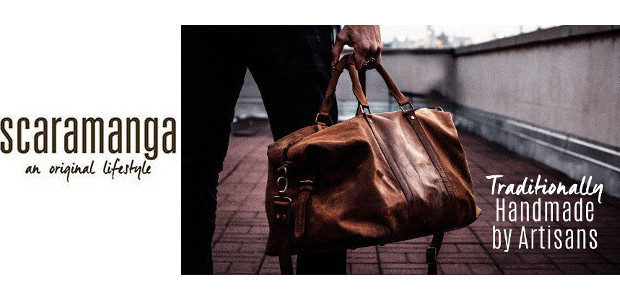 Christmas… Gifts that last.www.scaramangashop.co.uk FACEBOOK | PINTEREST | TWITTER | YOUTUBE | GOOGLE+ | INSTAGRAM  Scaramanga – Leather Barrel Bag Whether you are looking for a barrel bag for […]