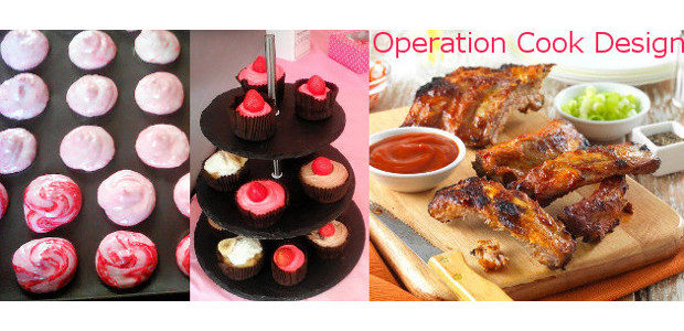 """""""I'm Impressed, I'm really impressed!""""OPERATION COOK DESIGN. bake it cook it design it. @operationcookdesign Karla Thomas. Chef & Creative Planner for themed dinner parties creating low calorie cakes and cupcakes. […]"""