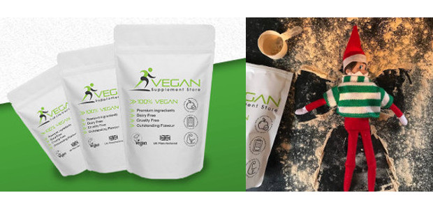 NEW! Vegan Supplement Store! Just in time for Veganuary 2019 when everyone will get into perfect shape again! >>   www.vegansupplementstore.co.uk TWITTER | FACEBOOK |PINTEREST | INSTAGRAM Vegan Supplement Store […]