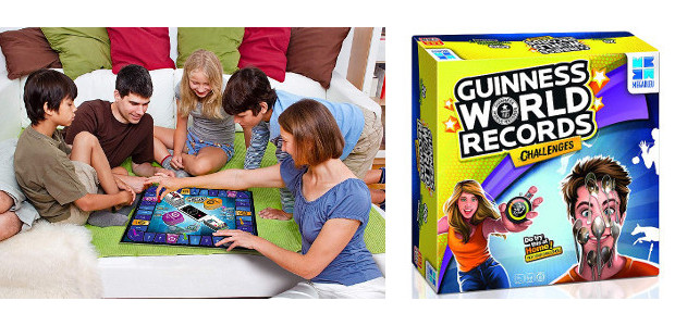 Boardgame! GUINNESS WORLD RECORDS – DO TRY THIS AT HOME! www.megableu.com So Great For Parties! Put your knowledge of the world's most famous Records to the test and challenge your […]