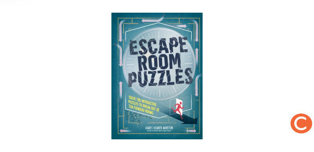 ESCAPE ROOM PUZZLES Author James Hamer-Morton (www.carltonbooks.co.uk) FACEBOOK | TWITTER | INSTAGRAM | YOUTUBE Enter the world of Escape Room Puzzles, but beware … once you enter, you only have […]