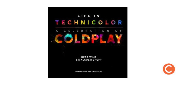 LIFE IN TECHNICOLOR: A CELEBRATION OF COLDPLAY – SIGNED Author Debs Wild & Malcolm Croft (www.carltonbooks.co.uk) FACEBOOK | TWITTER | INSTAGRAM | YOUTUBE In September 1998, a completely unknown band […]