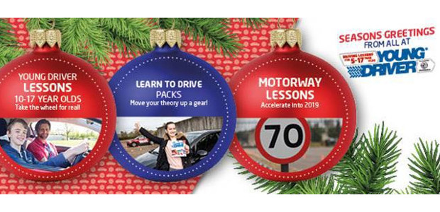 A wheel-y good idea for a Christmas gift – 5 to 17-year olds can learn to drive www.youngdriver.com TWITTER   FACEBOOK   INSTAGRAM   YOUTUBE Every youngster dreams of the […]
