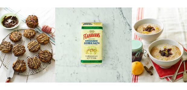 Festive recipes from Flahavan's!www.flahavans.co.uk  TWITTER | FACEBOOK | YOUTUBE | INSTAGRAM Spiced Chai Porridge  Serves 1 Preparation time: 5 minutes Cooking time: 15 minutes Ingredients: 50g Flahavan's Irish […]