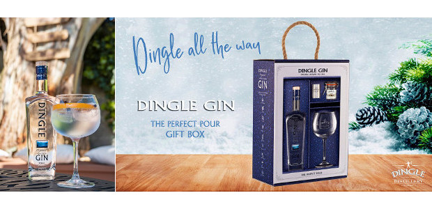 Dingle Gin. Artisanal Gin. www.dingledistillery.ie TWITTER | FACEBOOK | INSTAGRAM The Dingle Whiskey Distillery was crafted and conceived by three independent spirits: Oliver Hughes; Liam La Hart and Peter Mosley. […]
