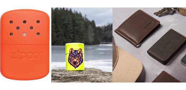 Zippo® Christmas Gift guide! >>www.zippo.co.uk FACEBOOK   YOUTUBE   INSTAGRAM   TWITTER For him / Stocking Fillers: The leather wallet (£21.50) – a simple, timeless accessory, perfect for the men […]