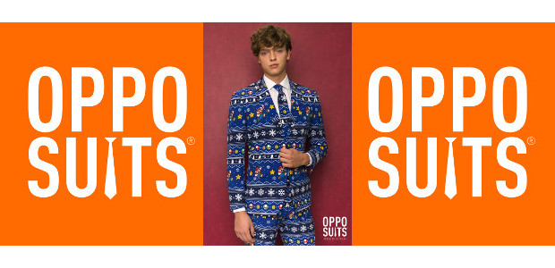 OppoSuits and Nintendo level up the Christmas outfit game with a new Super Mario™ suit www.opposuits.com INSTAGRAM  FACEBOOK It's that time of the year again, where all of us are […]