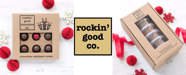 STILL TIME!!! Christmas chocolate reindeer noses – box of 9 & rock salt gift set of 3 pots – infused with aromatic rosemary, roasted garlic and spicy red chilli ! […]