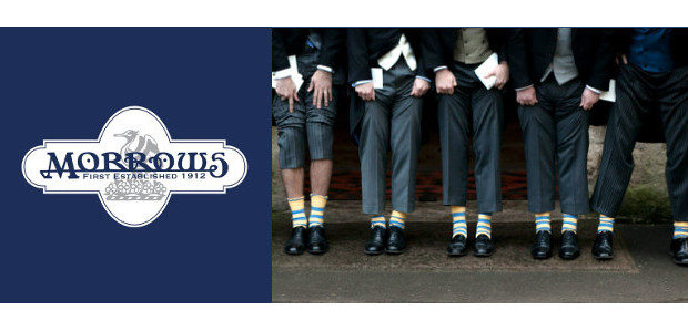 For Him! Morrows Outfitters London, embroidered socks!www.morrowsoutfitters.com  TWITTER   FACEBOOK   INSTAGRAM It wouldn't be Christmas with out a new pair of socks, and at Morrows Outfitters we believe […]