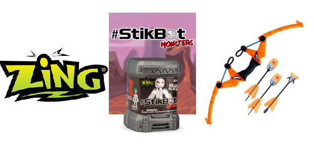 Perfect Christmas Presents For Boys! Zing Stikbot Monsters & Zing Sportz Air Storm ZTek Bow! Zing Stikbot Monsters https://stikbot.toys/products/stikbot-monster/ Are you ready for a scare? With six Stikbot Monsters to […]