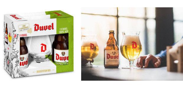 DUVEL'S DEVILISH DUET: NEW GIFT PACK www.duvel.com/en FACEBOOK Belgian star Duvel, winner of Gold in the 'Strong Blonde / Golden Ale' category at the Brussels Beer Challenge 2018, has unveiled […]