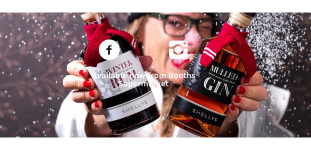Shelly's launched last year is a massive hit! People love this drink!Shelly's summer hits were the Raspberry Ripple and Manchester Tart Gin Liqueurs, and now just in time for Christmas, […]