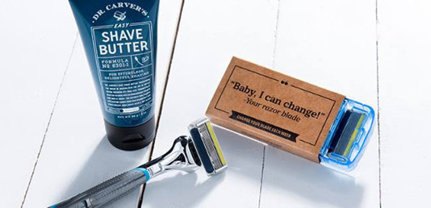 GROOMING GREATNESS GUARANTEED WITH NEW DOLLAR SHAVE CLUB LAUNCHES Dollar Shave Club expands grooming portfolio with 20 new products uk.dollarshaveclub.com FACEBOOK | TWITTER | INSTAGRAM First Dollar Shave Club brought […]