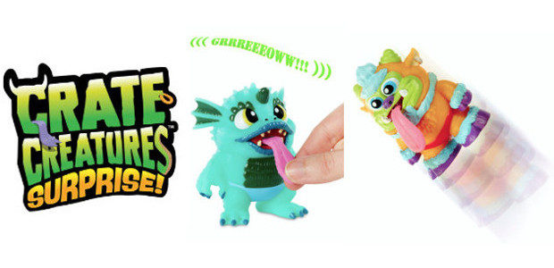 MEET CRATE CREATURES BASHERS – THE MINI MENACES WREAKING HAVOC Crate Creatures Bashers are the latest loveable beasts to hit toy shelves. The mini versions of Crate Creatures Surprise, they […]