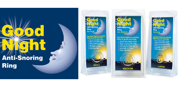 The Best Way to Get a Good Night's Sleep The Good Night Anti-Snoring Ring is a completely natural remedy which uses acupressure points on the little finger to cure snoring. […]
