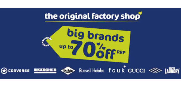 NEW SEASON SPORTSWEAR New Season Sportswear At Great Value Prices From The Original Factory Shop www.theoriginalfactoryshop.co.uk FACEBOOK   YOUTUBE   LINKEDIN This January The Original Factory Shop is the savvy […]