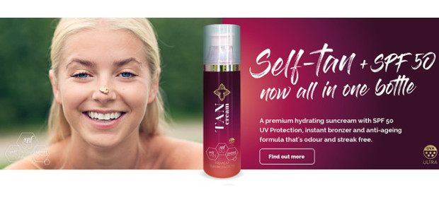 Be Prepared! Protect your skin from the sun whilst enjoying the sun this spring with www.tancream.co.uk (This is a premium everyday moisturiser with sun protection & a gradual self tan) … […]
