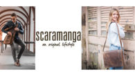 """Going back to Uni? The Scaramanga Messenger Bag is durable, stylish and made smart. Its Perfect. (15% Student Discount Code is """"student15"""") www.scaramangashop.co.uk  FACEBOOK   PINTEREST   TWITTER   […]"""