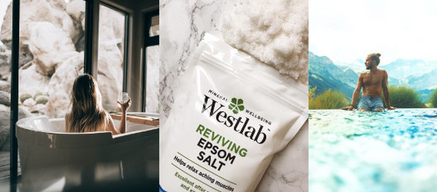 Salt Baths: The Trend That's Heating Up Westlab's 100% pure, natural mineral salts solve health problems while you soak FACEBOOK   TWITTER   PINTEREST   INSTAGRAM Bathing has long been […]