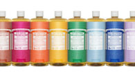 Dr. Bronner's America's No. 1 Selling Natural Soap Cleans Everything and Leaves You with a Clean Conscience www.drbronner.co.uk TWITTER   FACEBOOK   PINTEREST   INSTAGRAM Dr. Bronner's is the USA's […]